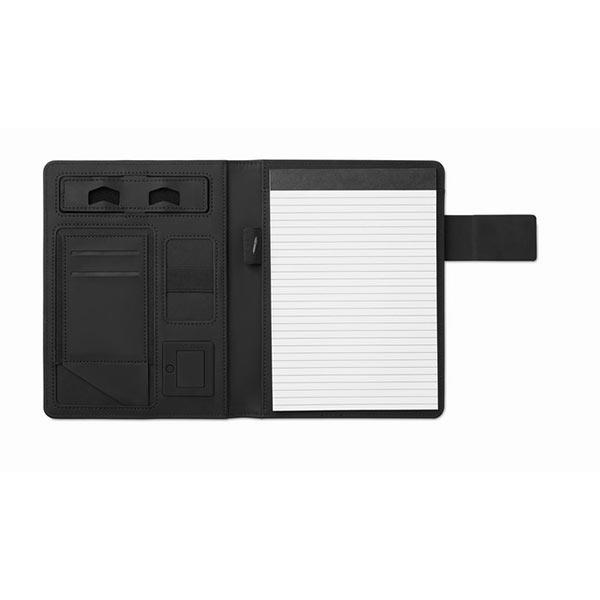 Папка с аккумулятором MO9231-03 POWERNOTY, черный