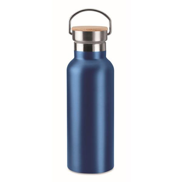 Термос двустенчатый 500мл MO9431-04 HELSINKI, синий