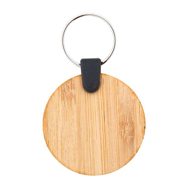 Bambry — бамбуковый брелок, круглый AP718370-A