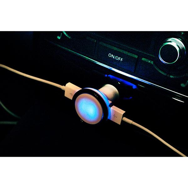 BiPower — Автомобильное зарядное устройство USB AP806975-10