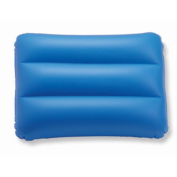 Подушка надувная пляжная IT1628-04 SIESTA, синий