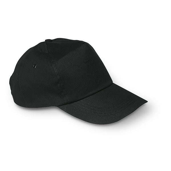 Бейсболка KC1447-03 GLOP CAP, черный