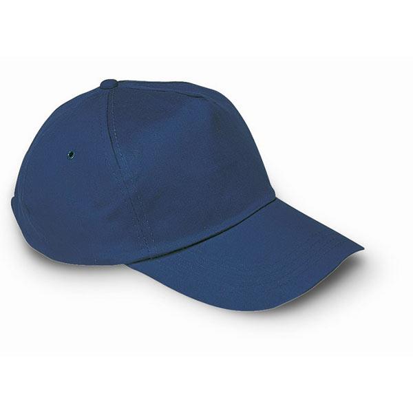 Бейсболка KC1447-04 GLOP CAP, синий