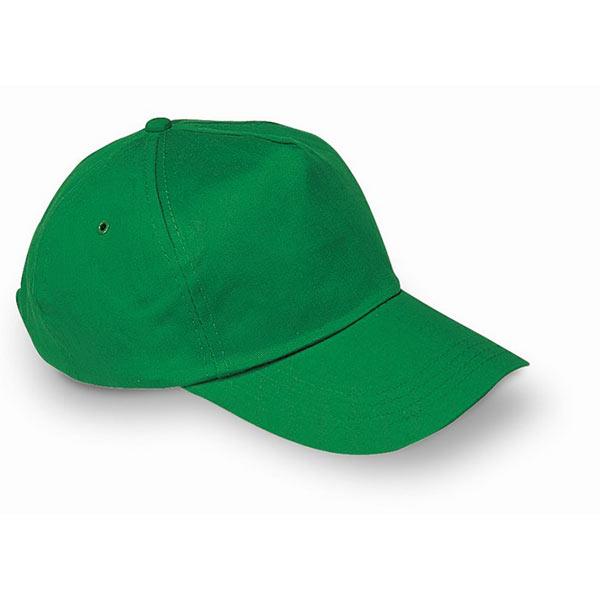 Бейсболка KC1447-09 GLOP CAP, зеленый