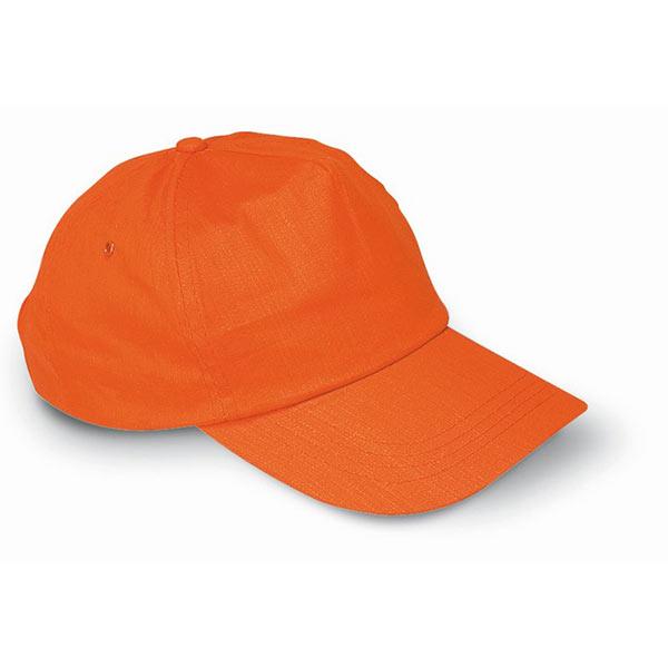 Бейсболка KC1447-10 GLOP CAP, оранжевый