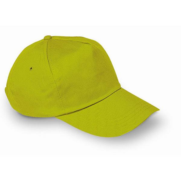 Бейсболка KC1447-48 GLOP CAP, Лайм