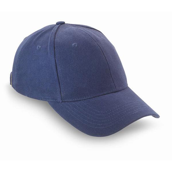 Бейсболка KC1464-04 NATUPRO, синий