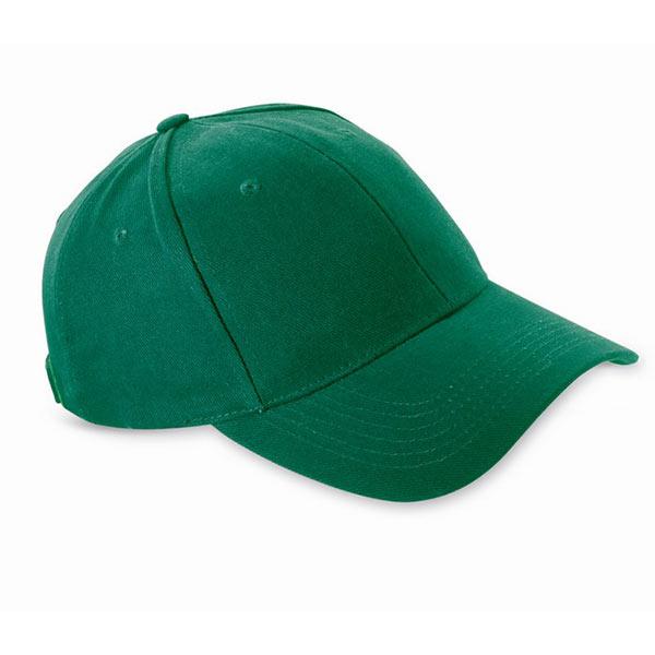 Бейсболка KC1464-09 NATUPRO, зеленый
