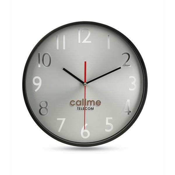 Часы настенные MO7503-03 RONDO, черный