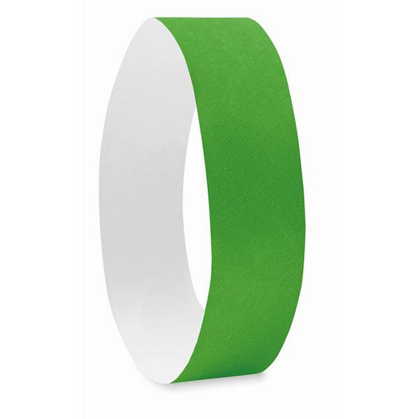 Браслет MO8942-09 TYVEK, зеленый
