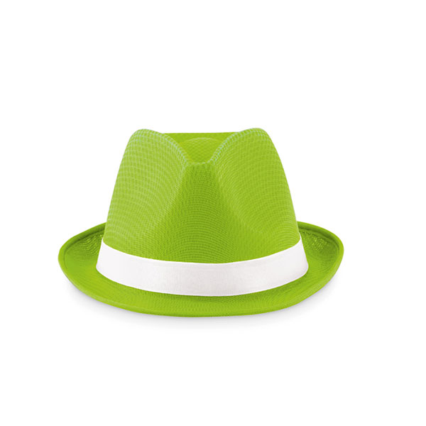 Шляпа MO9342-48 WOOGIE, Лайм