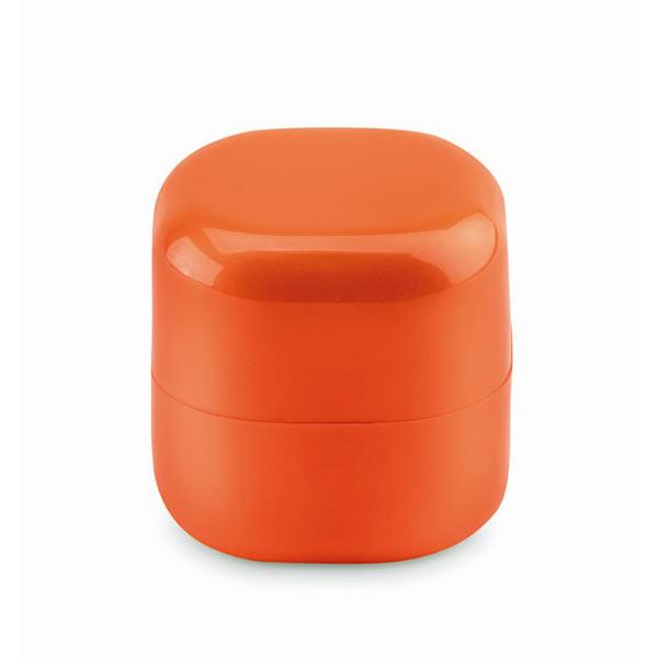 Бальзам для губ MO9586-10 LIPS, оранжевый