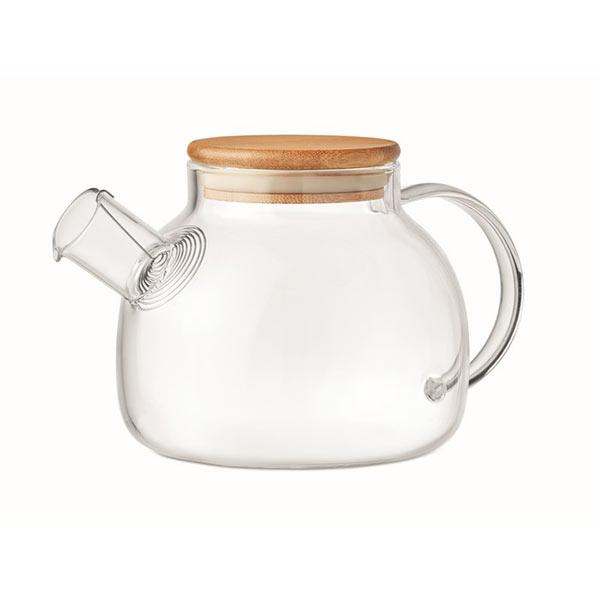 Чайник заварочный MO9963-22 MUNNAR, прозрачный
